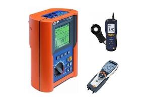 Alquiler de equipos de medición
